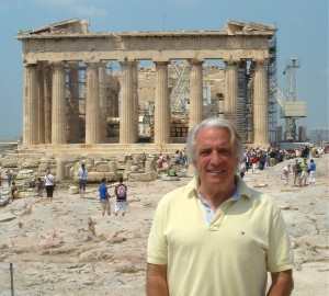 PAUL HODGE AROUND THE WORLD - ATHENS GREECE RIOT
