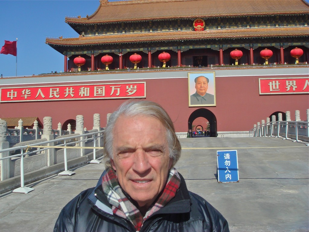 PAUL HODGE COVERING CHINA