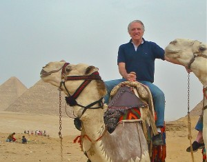 PAUL HODGE AROUND THE WORLD - EGYPT PRESIDENTIAL ELECTIONS
