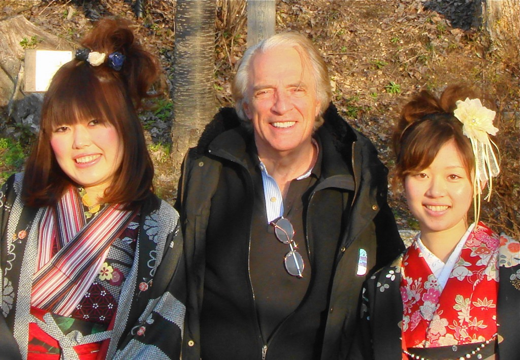 PAUL HODGE COVERING JAPAN TSUNAMI RECOVERY EFFORTS