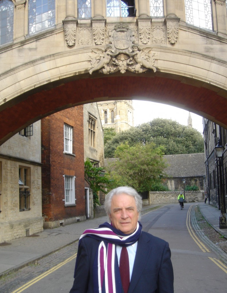 PAUL HODGE, LEADING LONGEVITY INITIATIVE AT OXFORD UNIVERSITY, ENGLAND